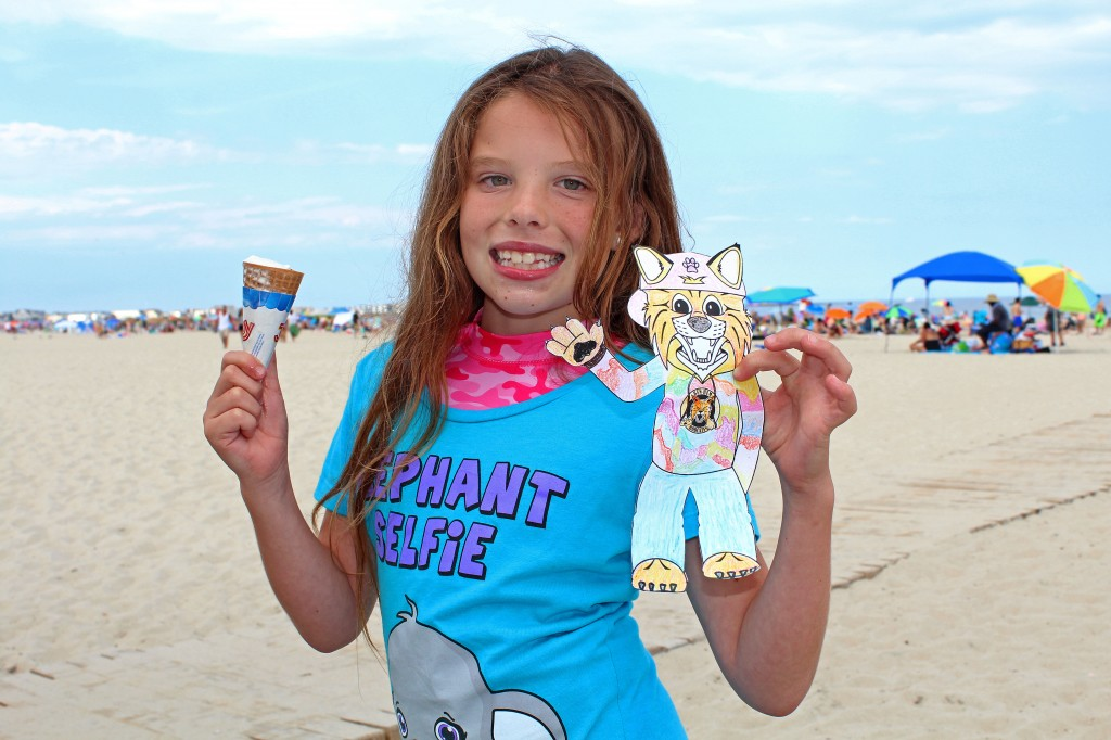 Flat Benny at Hampton Beach